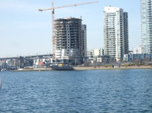 Excellent Places to live in False Creek