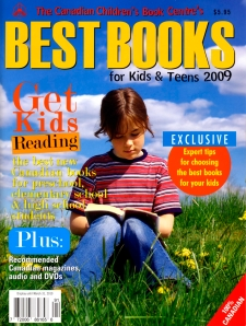 Canadain Children's Book Centre - Best Books 09 Edition